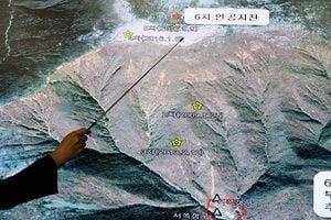 南韓境內發現放射性氣體 與北韓核爆有關