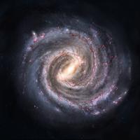 CfA觀測銀河系骨架 精確描繪星系結構