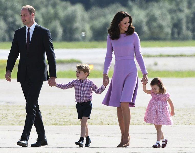 英國皇室傳出喜訊 凱特王妃懷第三胎