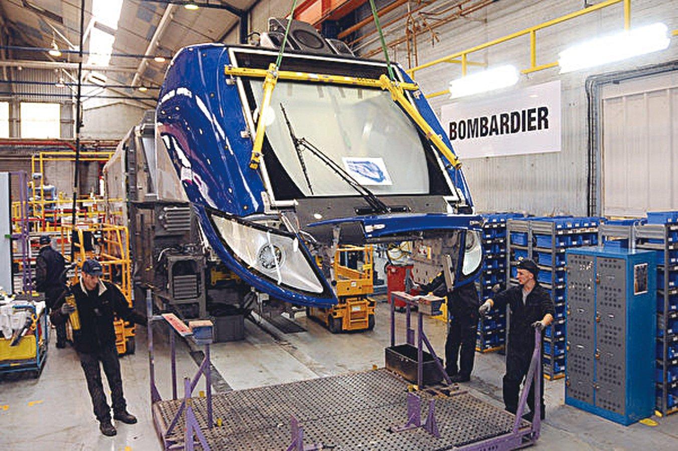 中國中車「拉郎配」,競標紐約大都會捷運署地鐵列車項目,受合作方加拿大龐巴迪拖累,被曝提前出局,從大熱門變大冷門。(Getty Images)