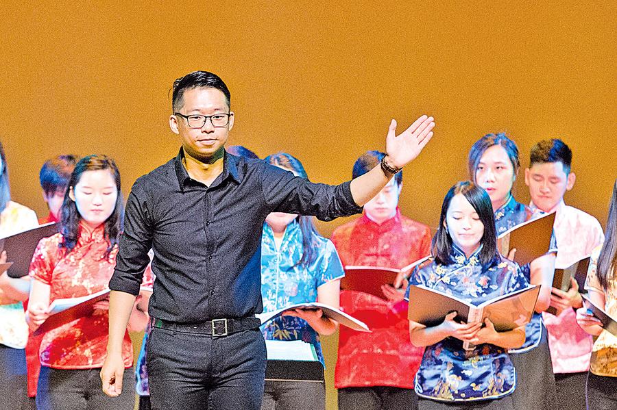 專訪Ponte Singers指揮林屴汧