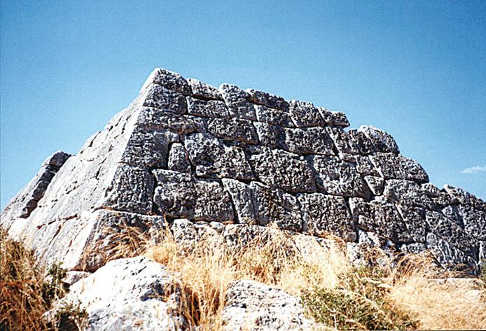 海蘭尼孔金字塔遺跡。(網絡圖片)