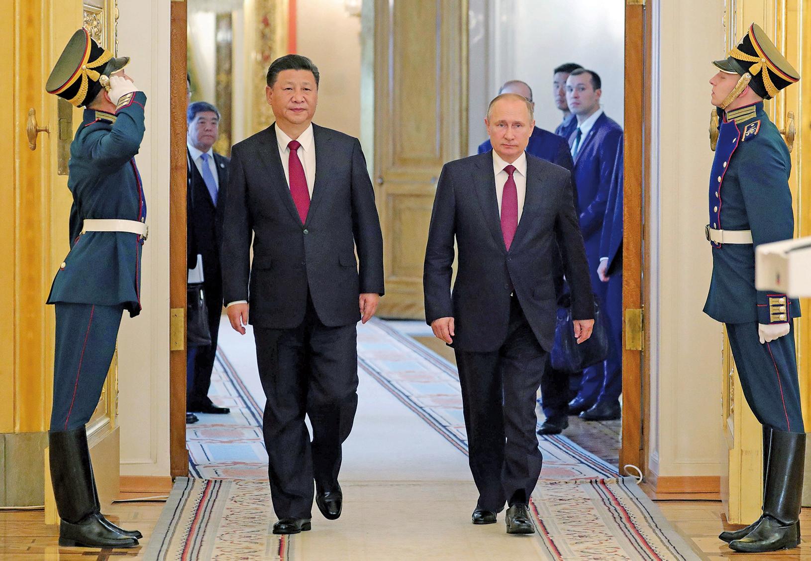 北韓核試不斷挑釁國際,主因是中共長期庇護北韓;且北韓成為中、俄輪番向美國叫板的牌,致問題難解。(Getty Images)