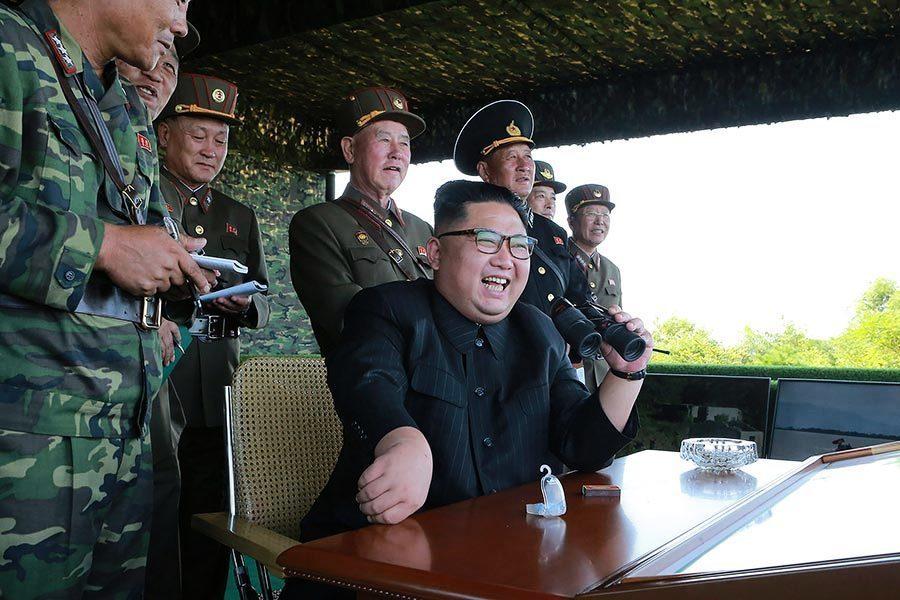 學者:金正恩核計劃有軟肋 怕美國動真格