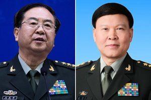 中共軍方回應房峰輝張陽被調查