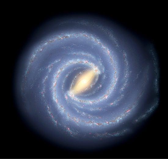 銀河系中心或存在新型黑洞 藏身怪雲之中