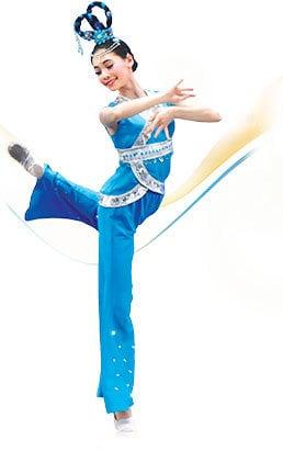 中國古典舞簡介