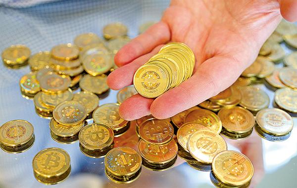 大陸7大機構早前發出聲明,要求類虛擬貨幣發行融資活動立即停止。(Getty Images)