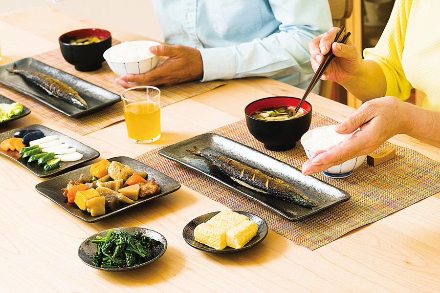 傳統和食 基於道家養生觀