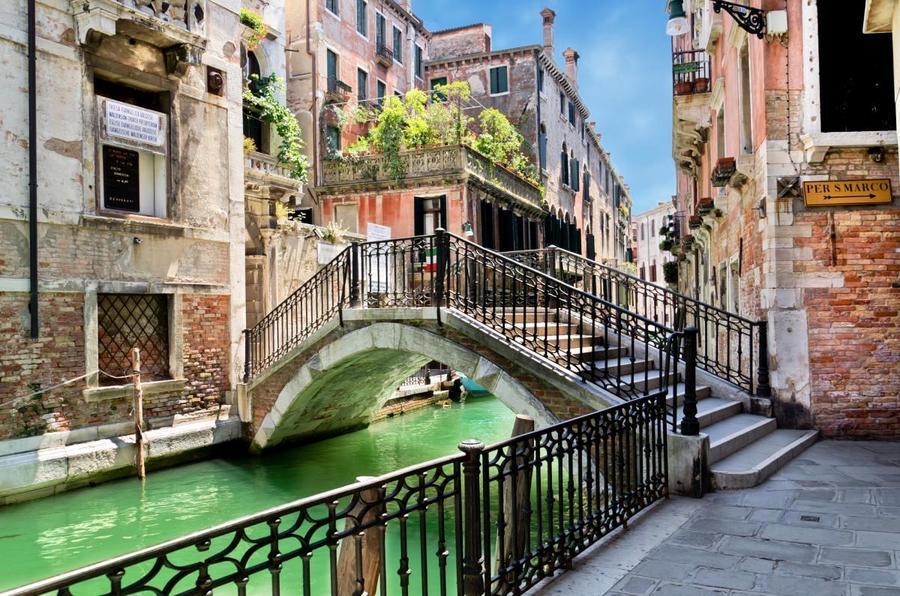 獨一無二 浪漫水城 行走意大利之威尼斯