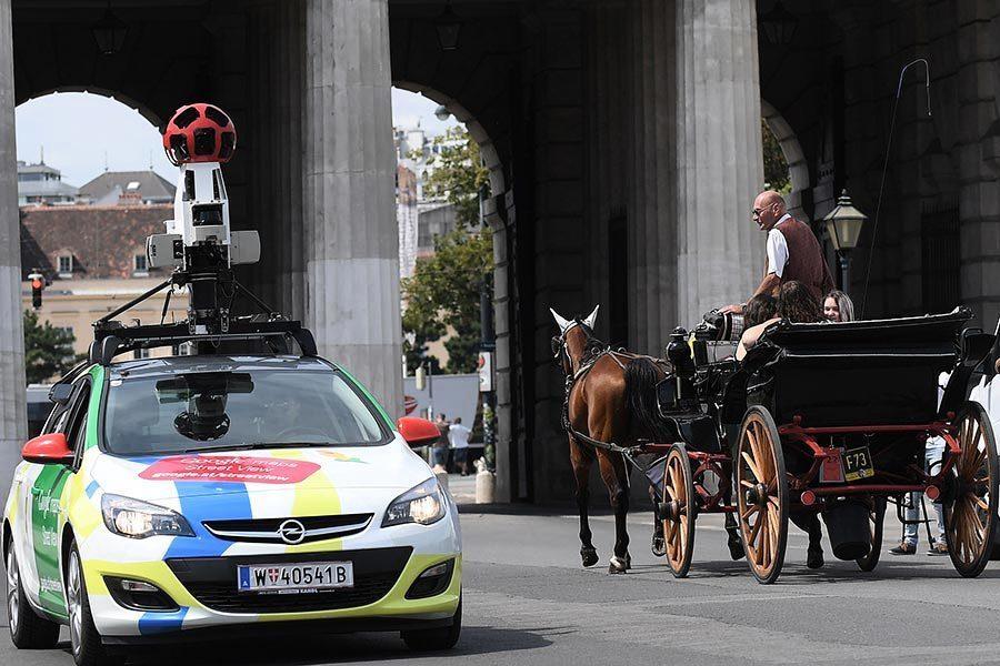 八年來Google首次升級街景視圖 高清畫面驚人