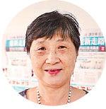 中醫師李蓬青