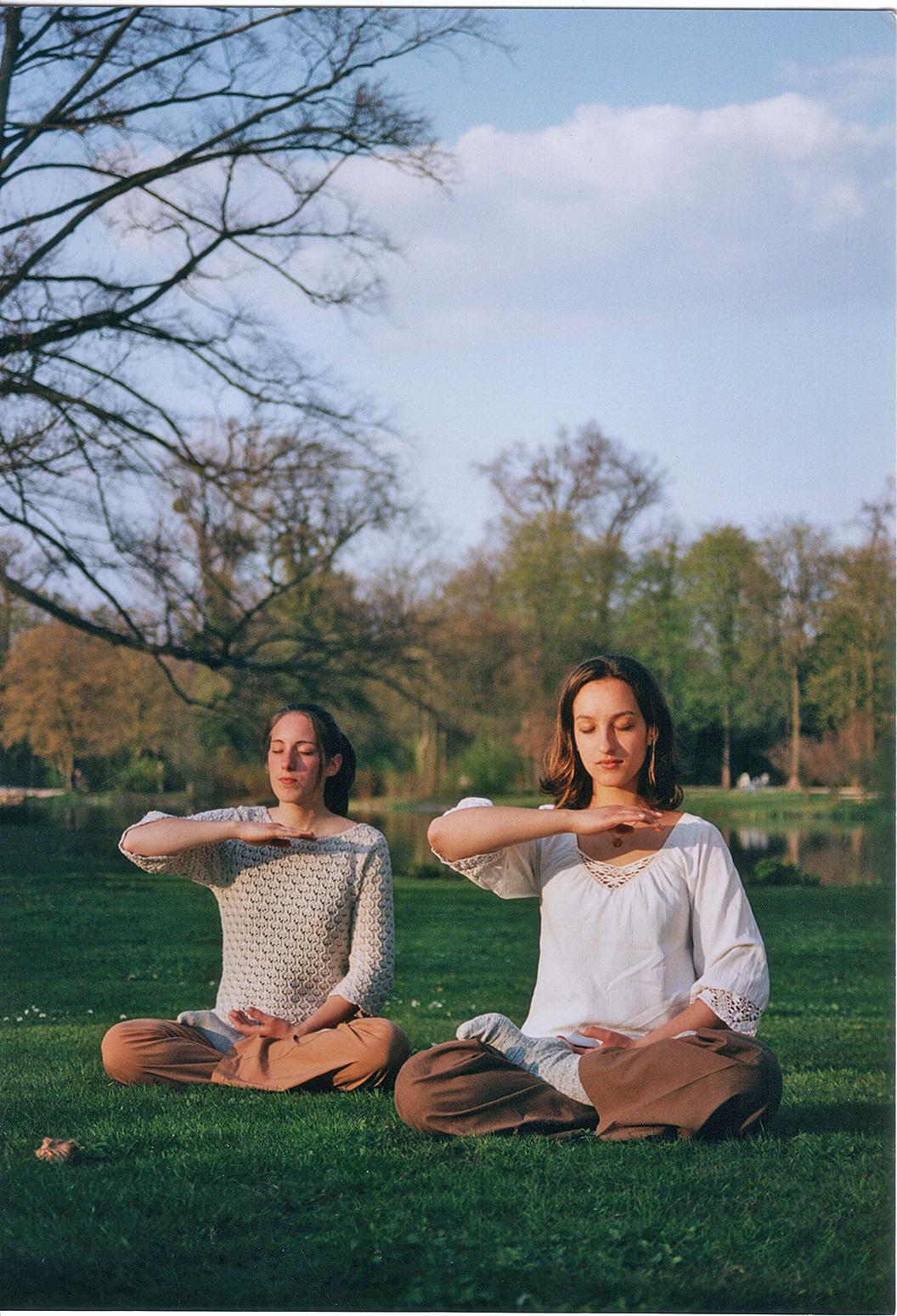 氣功修煉與精神的提升,確會對人體產生正面的影響。(明慧網)