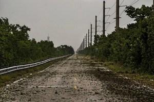 颶風艾爾瑪讓佛州廿萬戶斷電 眾多社區已清空