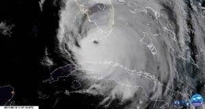 颶風艾爾瑪重新加強至四級 佛州40萬戶斷電