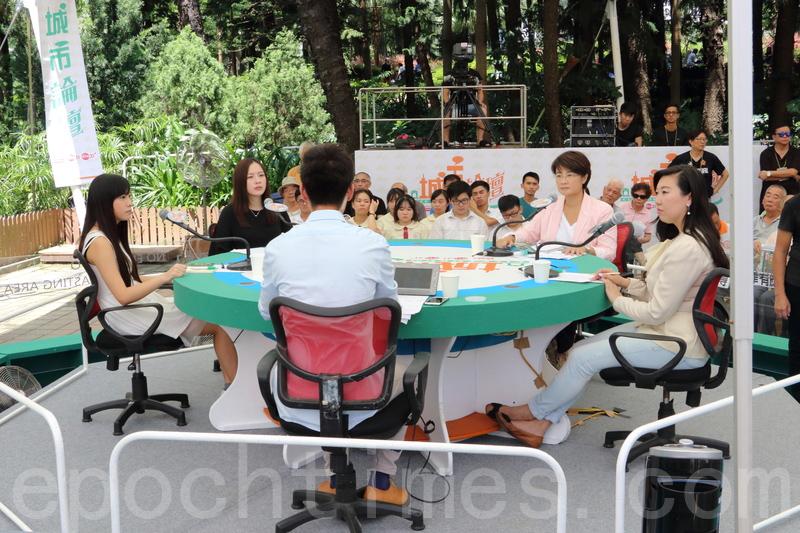 區議員籲設立青年議會 增參政渠道