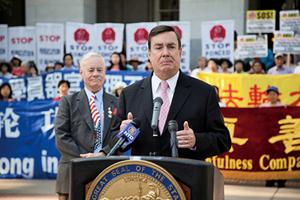 中共干擾加州參院第十號決議