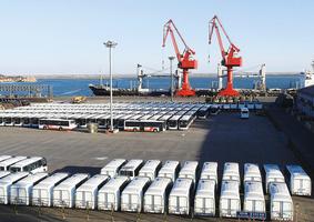中國出口增速連降2個月