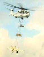 美軍最大直升機CH-53K 將裝備陸戰隊