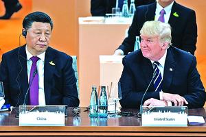 習特就北韓核危機再通話