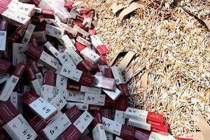 加拿大禁售中國香煙 黑市買賣最高罰二萬五