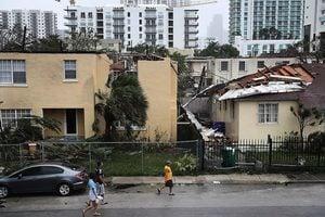特朗普下令增加對颶風艾爾瑪災民的援助