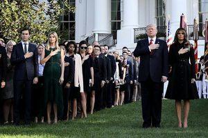 特朗普主持911紀念儀式:那一刻我們都變了