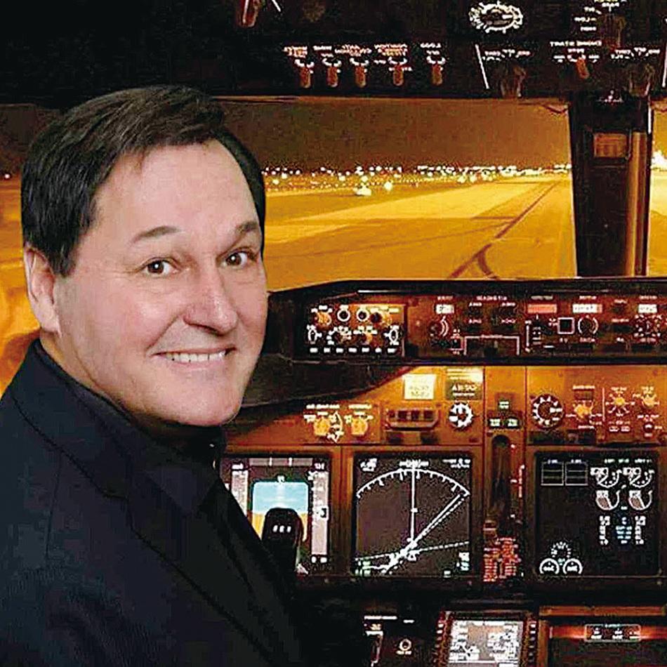 1969年加州荷里活伯班克機場空難的唯一倖存者——飛行員布萊克(Dale Black)在事故發生38年後決定開始講述造訪天國的經驗。(網絡圖片)