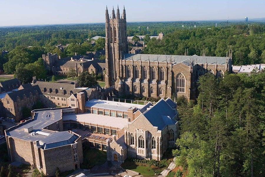 杜克大學。(杜克大學)