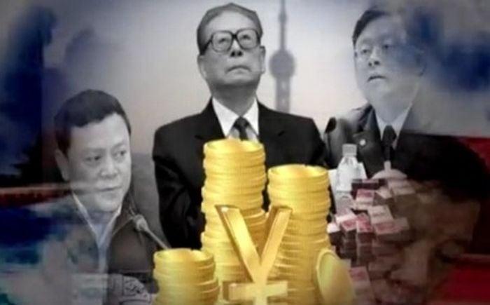 江澤民在提拔郭、徐二人擔任軍委副主席的時候,也不忘布局自己的兩個兒子插手軍方。(新唐人電視台)