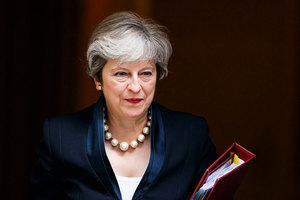 脫歐關鍵法案過關 文翠珊:歷史性決定