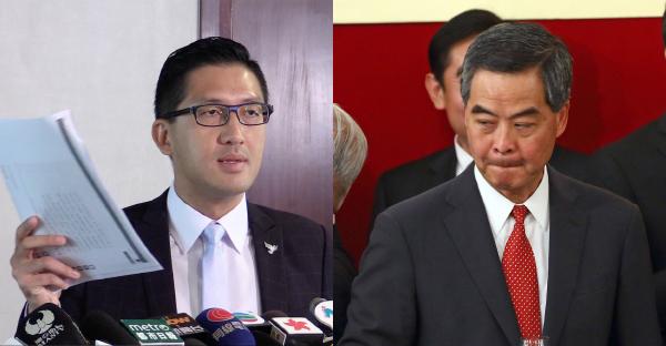 出任一帶一路大灣區公司董事 梁振英疑涉嚴重利益衝突