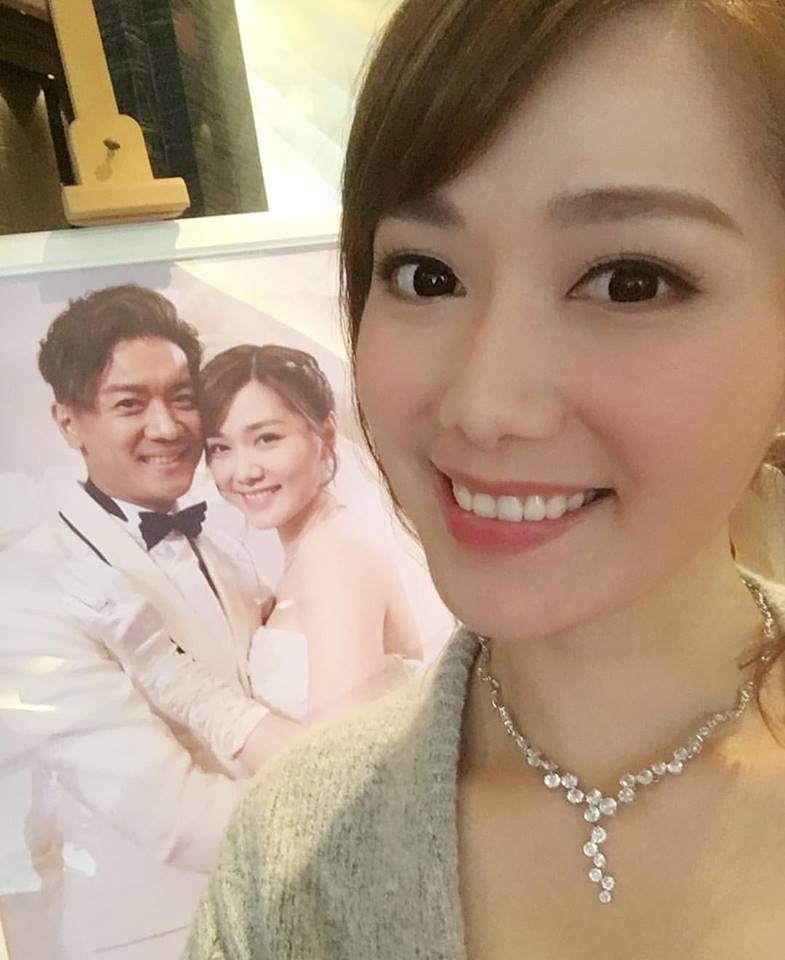 湯洛雯(右)與黎諾懿在《燦爛的外母》劇中排除薛家燕飾演的外母重重的阻難,最終批准成婚。(湯洛雯facebook)