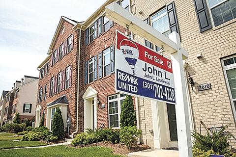 華府樓市價格不斷攀升,但也有業內人士認為,樓價潛力被高估。(Getty Images)