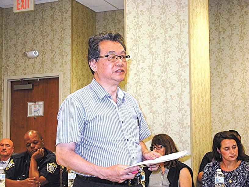 找回中文記憶 波士頓華人籲恢復華埠中文路牌