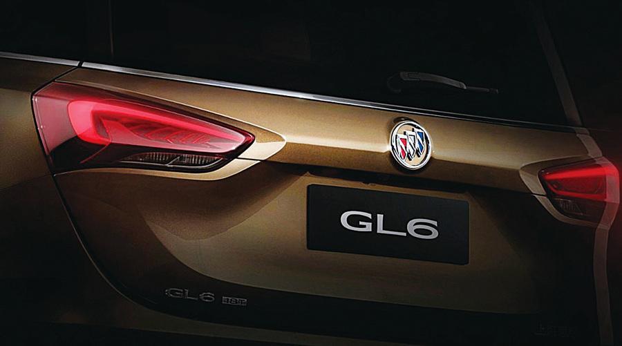 大型車日趨受到市場矚目 Buick將推全新MPV Buick GL6