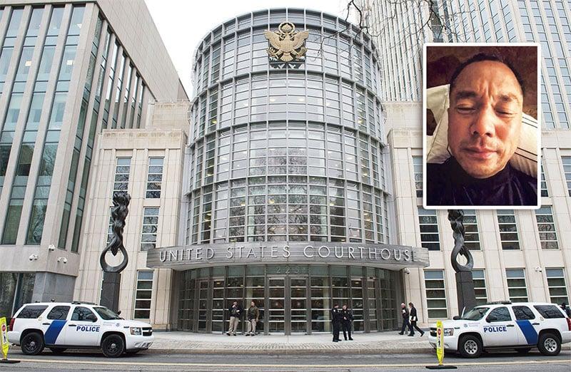 郭文貴紐約再被告 前私人助理指遭多次強姦