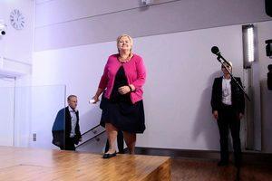 挪威大選揭曉 右翼繼續執政四年