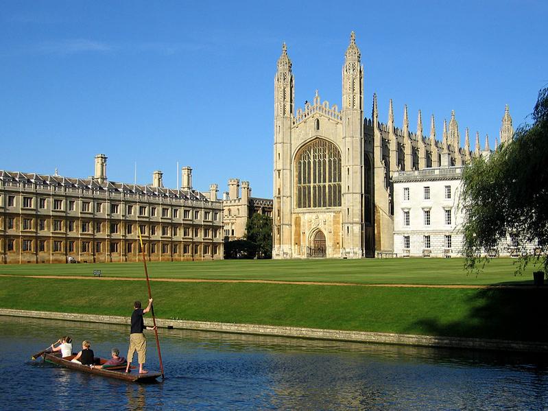 中共向英國劍橋大學出版社施壓,限制言論自由遭拒。(維基百科)