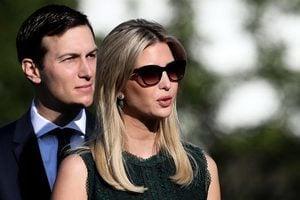 白宮叫停伊萬卡夫婦訪華 原因曝光