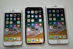 大陸首批iPhone 8炒價破二萬 八百元山寨版出台