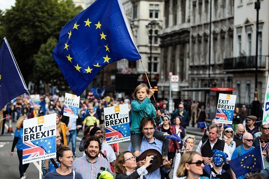 英國通脹加劇 脫歐衝擊經濟民生