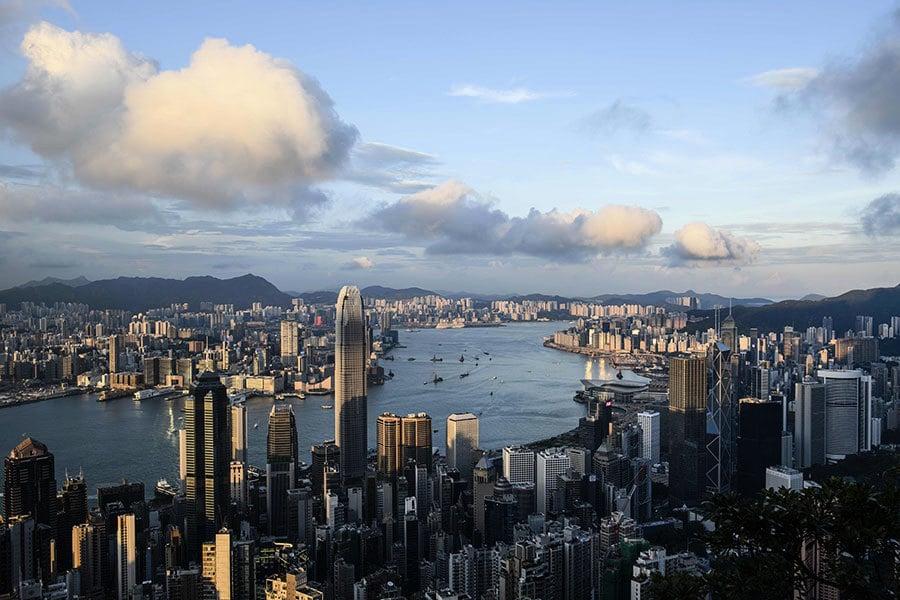 英外交部指香港「一國兩制」面臨壓力