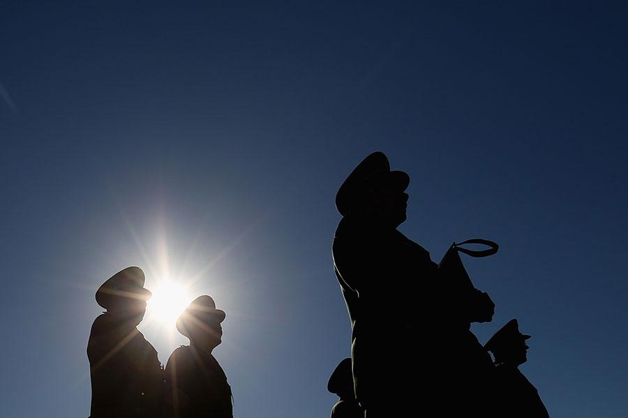 距離十九大剩一個多月,中共官場是否可能再出現戲劇性的變化?(Feng Li/Getty Images)