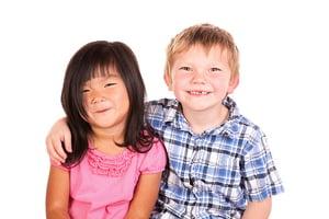 美國人為甚麼領養外國兒童?