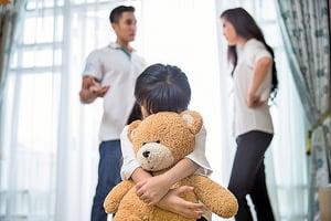 父母罹患抑鬱症 孩子學業表現受影響