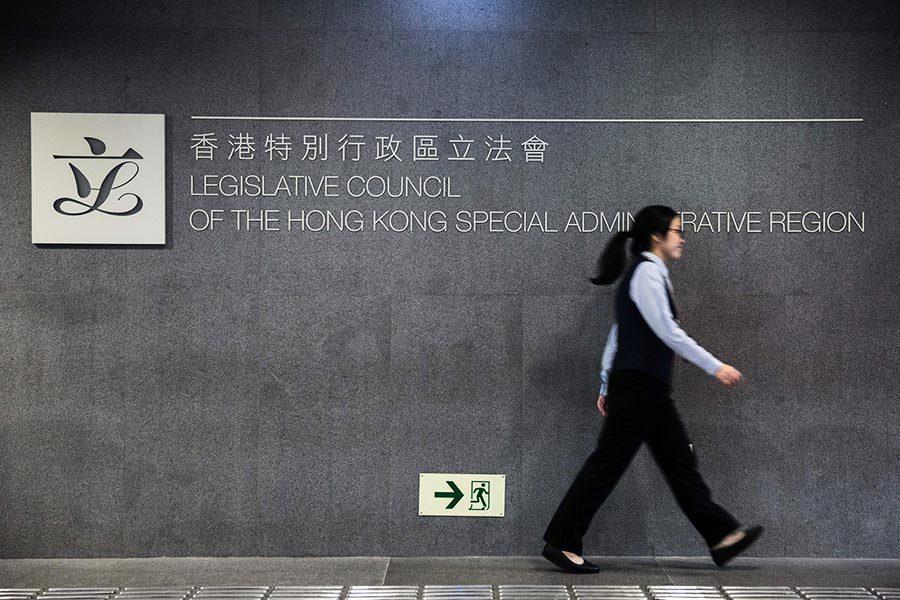 明年3月11日補選立法會4席