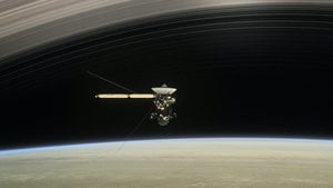 遨遊太空二十年 卡西尼號在土星懷抱中焚毀