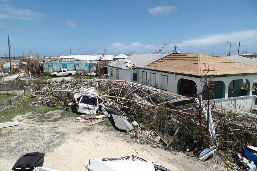 艾爾瑪摧毀巴布達島 三百年來首次無人居住