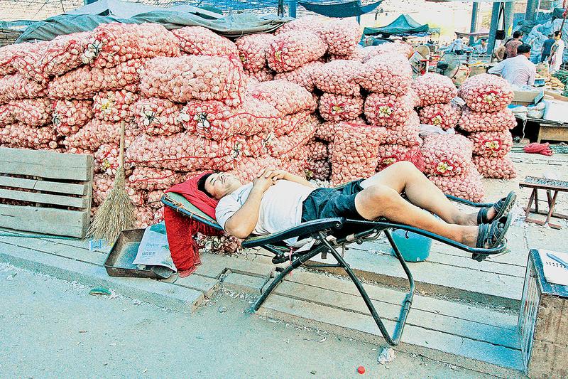 大陸蒜價同比漲逾160%